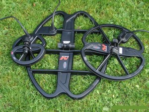 differents disques MINELAB
