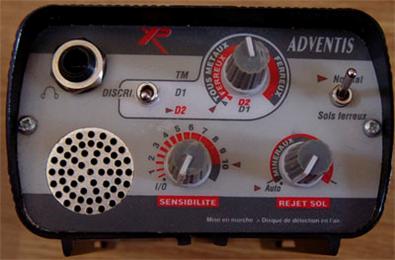 détecteur Adventis