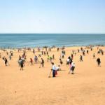 detection sur plage