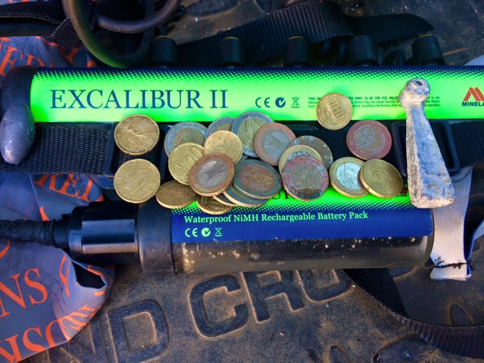 Minelab excalibur , l'incontournable