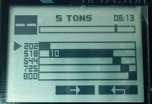 5 tons deus