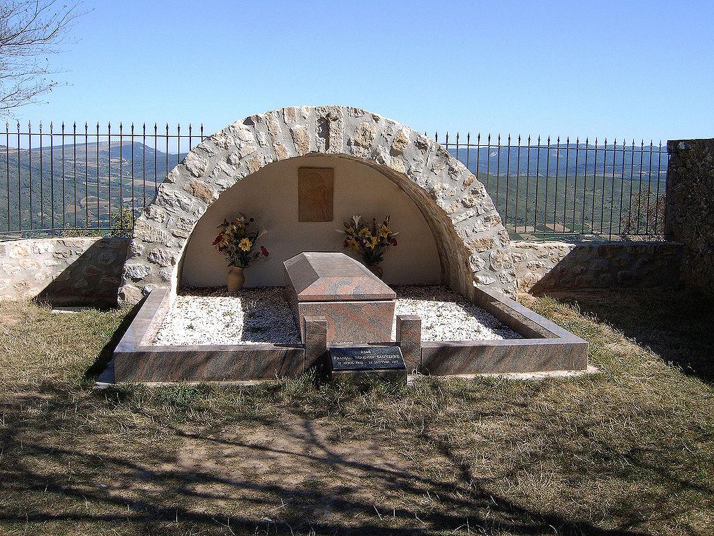 La tombe de l'Abbé