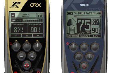 XP DEUS / XP ORX : quelle est la différence ?